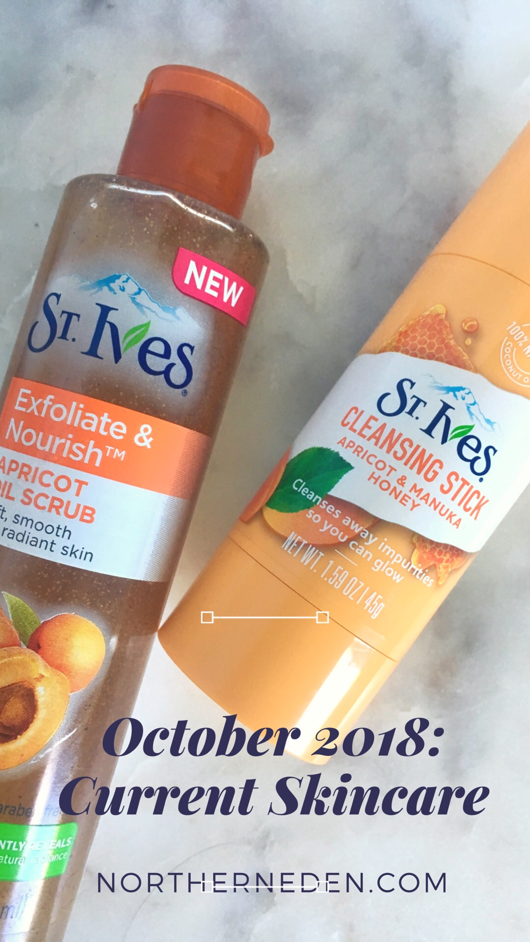 My Current Skincare: October 2018