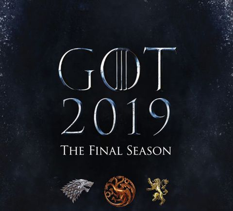 Game of Thrones-the final season (I don't want it to end)